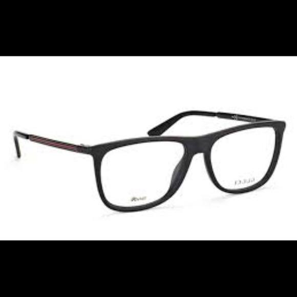 abbbf9493cf Gucci Accessories - New Gucci GG 1137 Havana Brown Frames Glasses